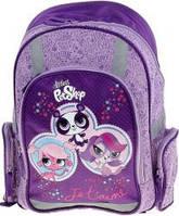 Рюкзак с эргономичной EVA-спинкой Littlest Pet Shop LPBB-UT1-836 Kinderline