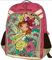 Рюкзак, мягкая спинка с вент.сеткой Феи Винкс, WXBB-UT1-988M