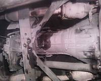 Пламегаситель Nissan X-terra с установкой, фото 1