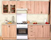 Кухня Оля 2,0 - 2,6 МДФ Тюльпан (модульная система)