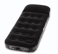 Матрас надувной Outwell FLOCK CLASSIC Single с подголовником и насосом