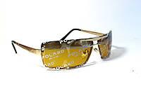 Безоправные очки-антифары с полароидной линзой Drive