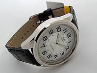Часы мужские Q@Q  классические в серебре, водозащита, Q266J304Y