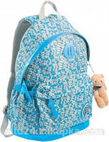 Рюкзак молодежный Оксфорд (Oxford) голубой 552601/ Х166
