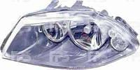 Фара передняя для Seat Ibiza '02-09 левая (DEPO) под электрокорректор