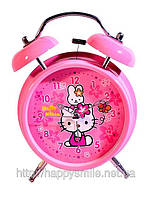 Настольные часы - Hello Kitty, подарок девочке