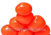Умный пластилин, Handgum оранжевый - 80г, оригинальный подарок для подростка. Лучик солнца в личной жизни!