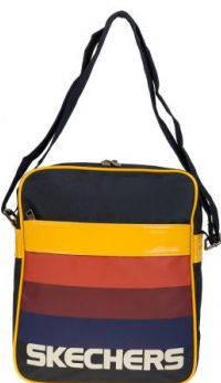 Практичная мужская сумка Skechers Hot Rock 75202;68 желтый