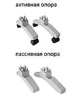 """Ножки на конвектор """"Термия""""  (на колесах)"""