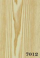 Дверь гармошка полу остекленная сосна 7012