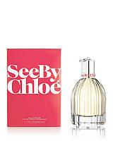 Женская парфюмированная вода Chloe See By Chloe 75 ml (Хлое Си Бай Хлое)