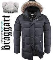 Куртка удлиненная зимняя Dress Code - 1584A графит