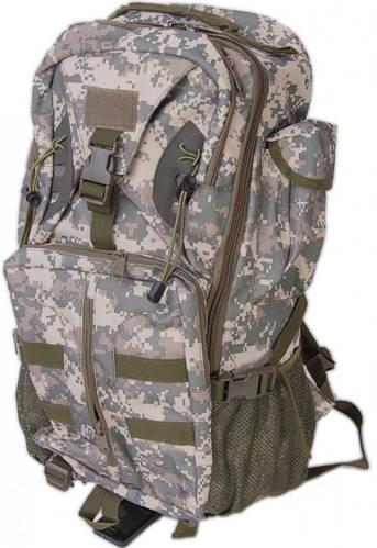Тактический, армейский рюкзак среднего размера 33 л. Innturt Middle A1018-2 камуфляжный