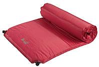 Матрас-каремат Open Air, самонадувной коврик туриста, на 1 человека, толщина 75 мм, для кемпинга/похода