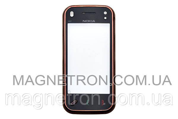Тачскрин (сенсорный экран) для мобильного телефона Nokia Mini N97, фото 2