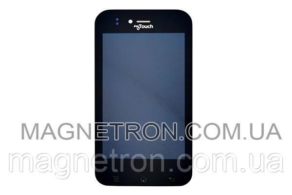 Дисплей с тачскрином #LH380WV1-E002 V0.9 для телефонов LG E730 Optimus Sol EAJ61868001, фото 2