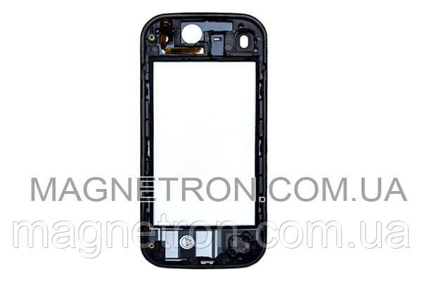 Сенсорный экран (тачскрин) с передним корпусом для телефона Nokia Mini N97, фото 2
