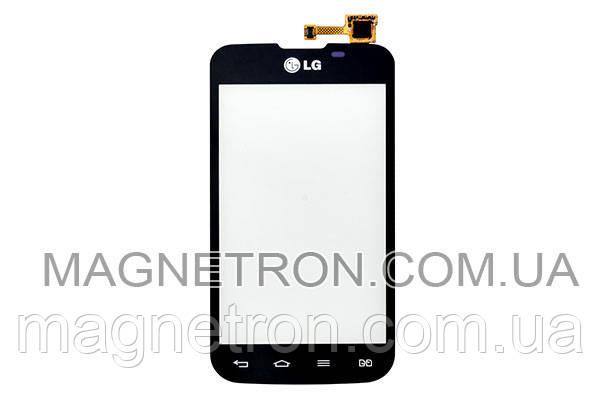 Тачскрин (сенсорный экран) для телефона LG E455 Optimus L5 II Dual Sim EBD61545601, фото 2