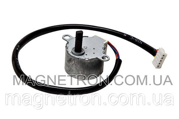 Мотор шаговый тяги шторок для кондиционера 28BYJ48 12V, фото 2