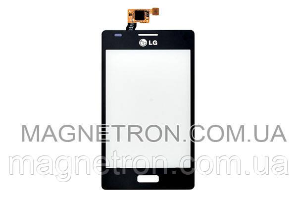 Сенсорный экран (тачскрин) для мобильного телефона LG E610/E612 Optimus L5 EBD61345904, фото 2