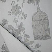 Декор прованс серый