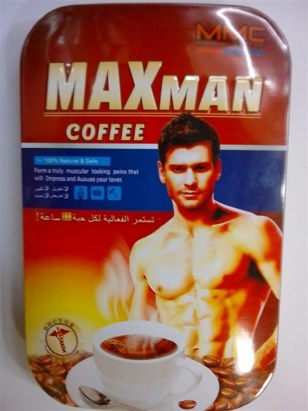 Кофе для потенции