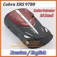 """Антирадар лазерный """"Кобра"""" ( Cobra ) 9780. Русифицированная версия."""