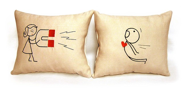Идеи подушек в подарок