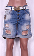Модные турецкие джинсовые шорты для женщин