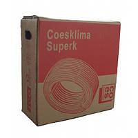 Труба металлопластиковая CoesKlima 16 безшовная ( оригинал в каробке )