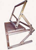 Диванный горизонтальный станок для вышивания со столиком, формат А3 ДГССА3