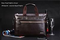"""Классная мужская сумка - мессенджер  """"ПОЛО ЛАЙТ"""". От фирмы POLO."""
