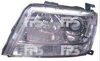 Фара передняя для Suzuki Grand Vitara '06- правая (DEPO) механическая/под электрокорректор