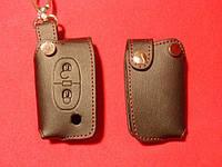 Чехлы для ключей Citroen, Peugeot выкидных 2 кнопки