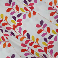 Декор маравилла ветка семицветик фиолет, ерасный, желтый