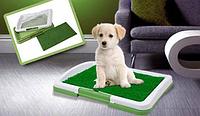 Туалет для собак Puppy Potty Pad (47 Х 34 Х 6см)