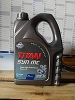 Моторное масло FUCHS TITAN SYN 10w-40 MC (4л.) универсальное для бензиновых и дизельных дв.