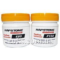 Карбид кремния абразивный порошок (F80, F150) по 100 гр.