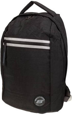 Молодежный функциональный рюкзак 19 л. Skechers Aqua 75302;06 черный