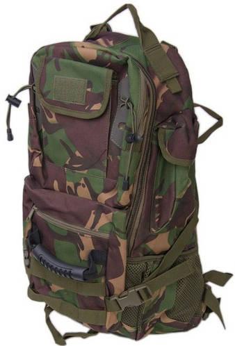 Армейский штурмовой рюкзак 26 л. Innturt Small A1001-3 камуфляж
