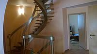 Эксклюзивная лестница на 2-й этаж