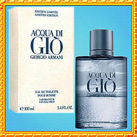 Giorgio Armani Acqua Di Gio Scent of Freedom pour Homme Limited Edition for Men, edt, 100 ml