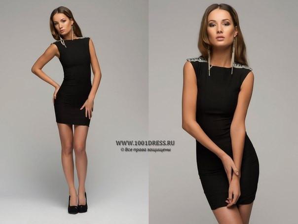 Платья на стройных женщин