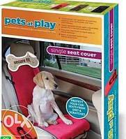 Подстилка для животных в автомобиль с креплениями Pets at Play купить в Украине, Одесса