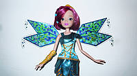 Winx Club Bloomix Power Tecna Doll кукла Винкс Блумикс Текна