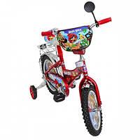 Двухколесный велосипед для ребенка  Mustang Angry Birds