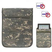 Защитный Антирадиационный чехол для iPad/iPad2/iPad3 и других планшетов