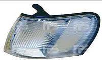 Габаритный фонарь для Toyota Corolla E10 '91-95, евро. версия правый, белый (DEPO)
