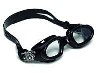 Очки для бассейна купить Aqua Sphere Mako, clear lens/black