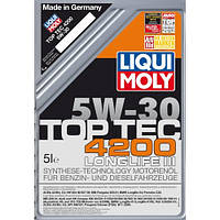 Моторное масло Liqui Moly (Ликви Моли)Top Tec 4200 5W-30, 5л.